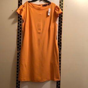 NEW YORK & CO DRESS, (SHIFT),  SIZE LARGE